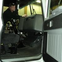 1983 Chevrolet Bison 18 Wheeler Complete Interior