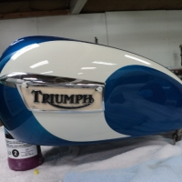 1971 Triumph 650 TR6R